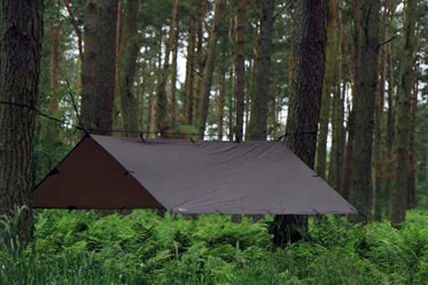 dd tarp     dd tarp 3m x 3m coyote brown   bushcraft uk  rh   bushcraftuk school