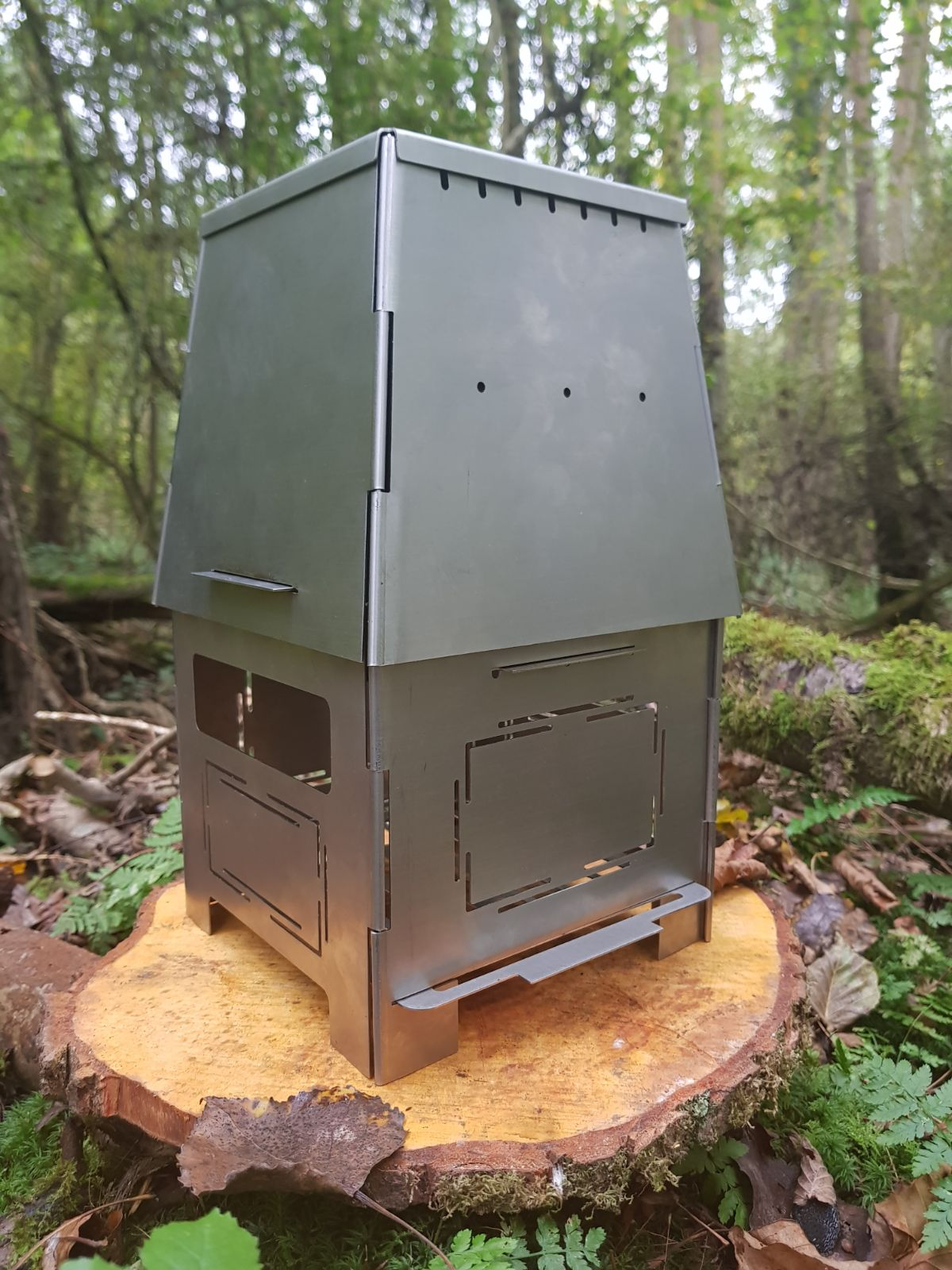R 246 Keri Camping Stove Amp Smoker Oven Back In Stock 2018